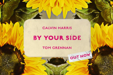 Calvin Harris By Your Side