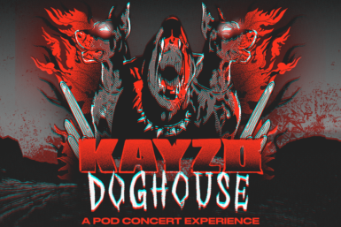 Kayzo Doghouse Flier - Era Of EDM