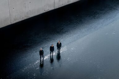 RÜFÜS DU SOL Single Alive - Album Artwork - The Era Of EDM Magazine