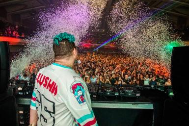 Slushii The Out Of Light Tour San Jose California The Era Of EDM Magazine October 2017 Issue