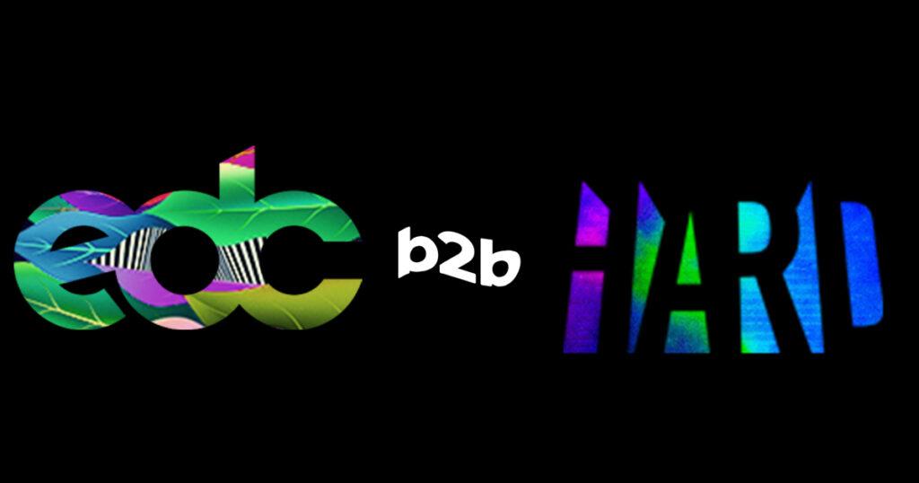 Hard and EDC - b2b flier - The Era Of EDM Magazine