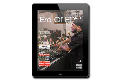 The Era Of EDM Magazine January 2020 Issue